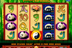 pandas igt slot machine