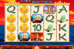 voyages of zheng he igt slot machine