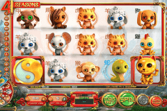 seasons betsoft slot machine