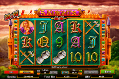 knights netgen gaming slot machine
