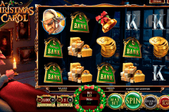 a christmas carol betsoft slot machine