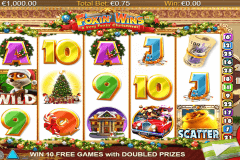 a very foin christmas netgen gaming slot machine