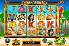 a while on the nile netgen gaming slot machine