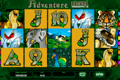 adventure palace microgaming slot machine