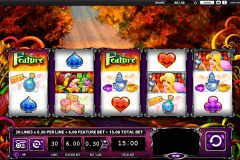 alice and the mad tea party wms slot machine