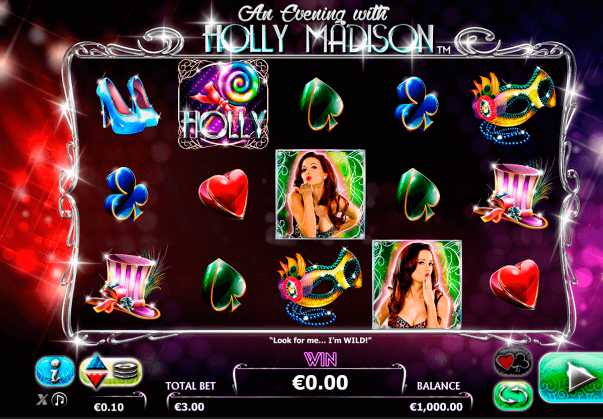 An Evening With Holly Madison Slot Machine Online ᐈ NextGen Gaming™ Casino Slots