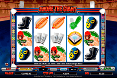 andre the giant netgen gaming slot machine