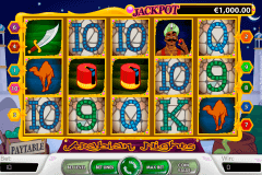 arabian nights netent slot machine
