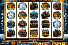 arctic fortune microgaming slot machine