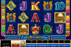 avalon microgaming slot machine
