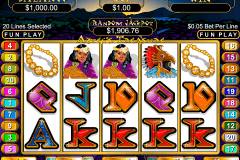 aztecs treasure rtg slot machine