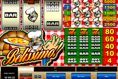belissimo microgaming slot machine