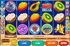 big break microgaming slot machine