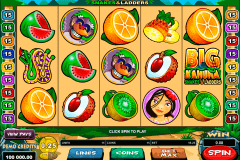 big kahuna snakes and ladders microgaming slot machine
