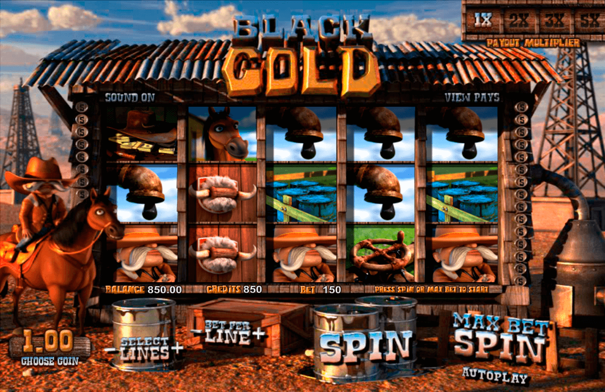 Black Gold Slot