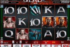 blade  lines playtech slot machine