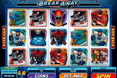 break away microgaming slot machine