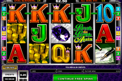 break da bank again microgaming slot machine