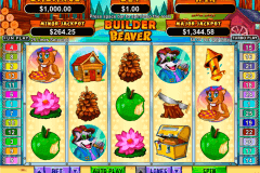 builder beaver rtg slot machine