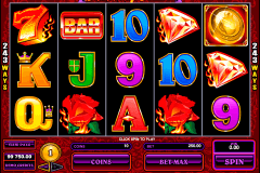 burning desire microgaming slot machine