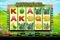 butterflies netgen gaming slot machine