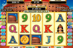 caesars empire rtg slot machine