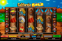 california gold netgen gaming slot machine