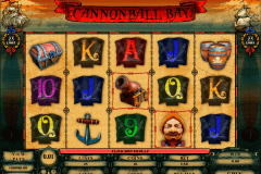 cannonball bay microgaming slot machine