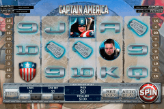 captain america playtech slot machine