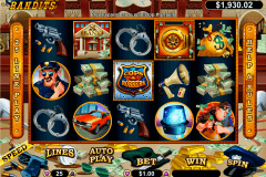 cash bandits rtg slot machine