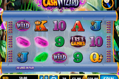 cash wizard bally slot machine