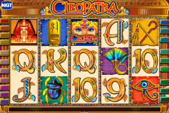 cleopatra igt slot machine