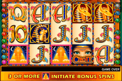 cleopatra ii igt slot machine