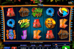 conga party microgaming slot machine