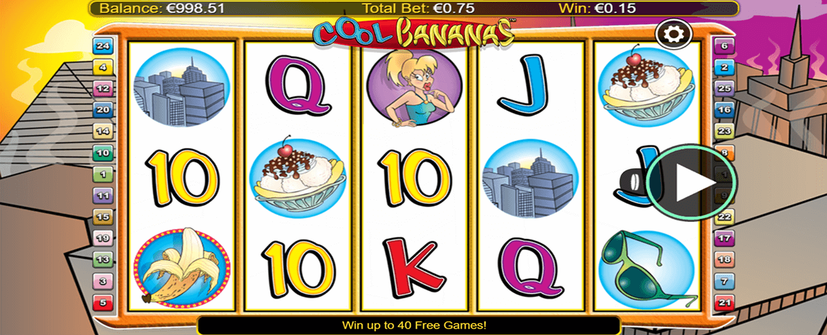 Spiele Cool Bananas - Video Slots Online