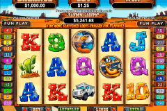 coyote cash rtg slot machine
