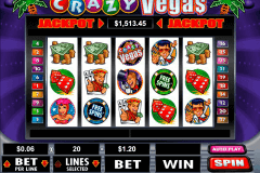 crazy vegas rtg slot machine
