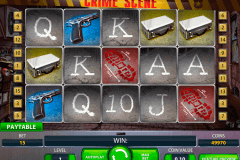 crime scene netent slot machine