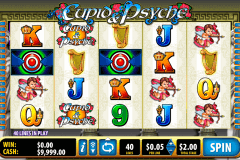 cupid psyche bally slot machine