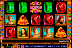 da vinci diamonds igt slot machine