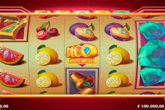 deco diamonds microgaming slot machine