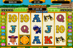 derby dollars rtg slot machine