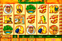 desert treasure ii playtech slot machine