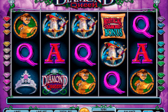 diamond queen igt slot machine