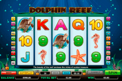 dolphin reef netgen gaming slot machine