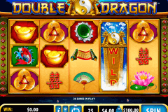 double dragon bally slot machine