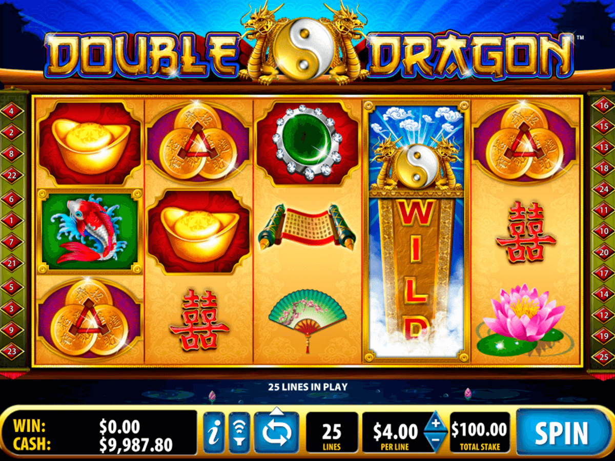 Dragon Slot Machine
