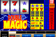 double magic microgaming slot machine