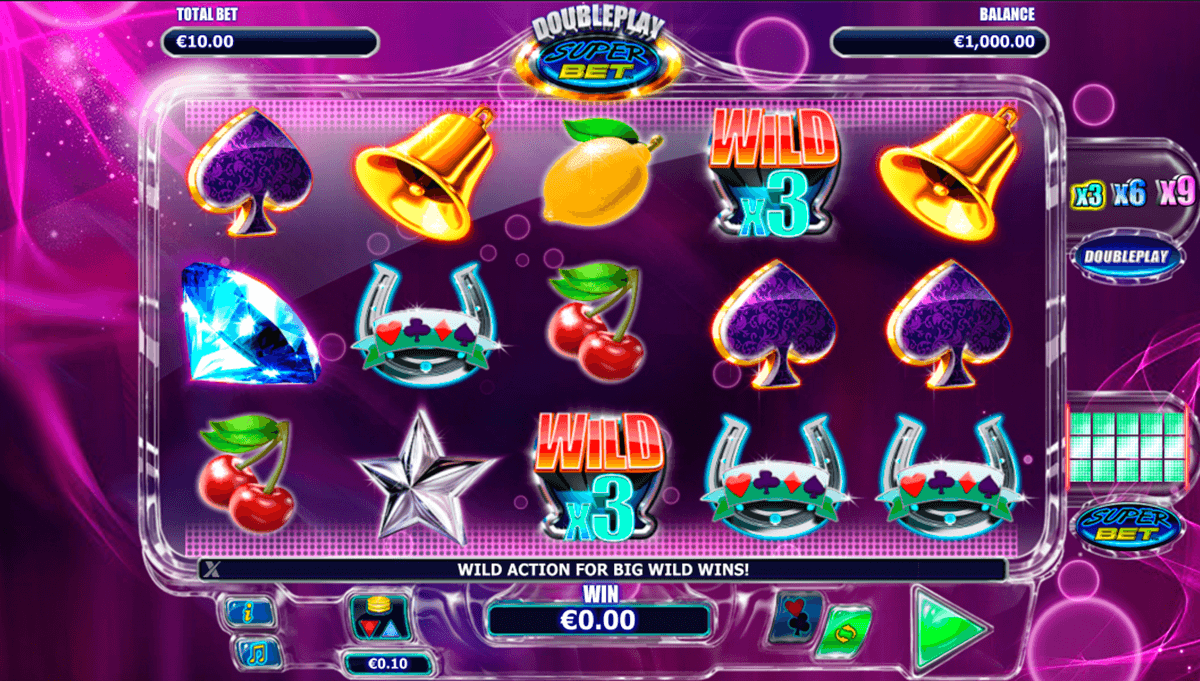 double play superbet netgen gaming slot machine
