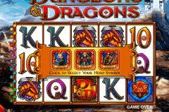 dungeons and dragons igt slot machine